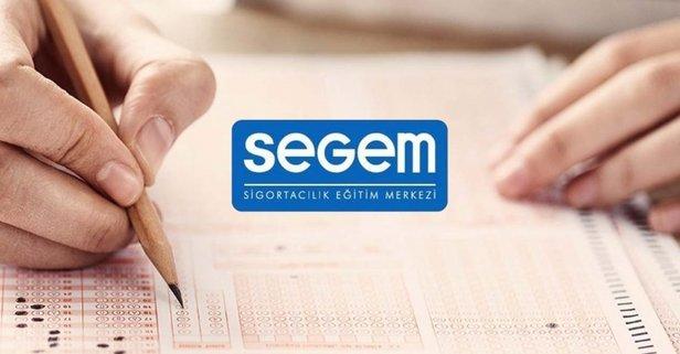 SEGEM sınav sonuçları ne zaman açıklanacak? SEGEM Teknik Personel Yeterlilik Sınav sonucu sorgulama ekranı!
