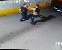 Kavga eden polis ve bekçi hakkında flaş karar