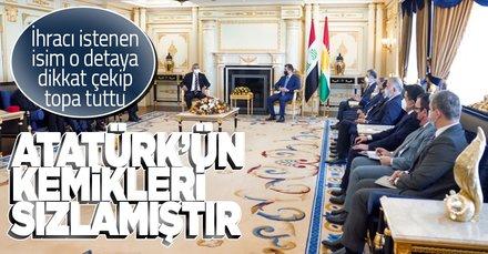 CHP'den ihraç edilmek istenen Mehmet Sevigen: Bayrağımıza Erbil'deki görüşmede yer verilmemesi büyük bir rezalettir