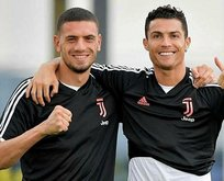 Ronaldo ve Merih karantinada