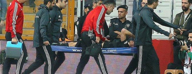 Dorukhan'dan Beşiktaş'a kötü haber! En az 4 ay yok...