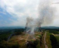 Sakarya'daki patlamayla ilgili flaş gelişme!