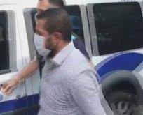 Üsküdar'da değnekçilik yapan kişi yakalandı!
