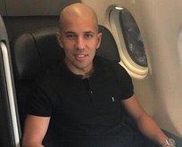 G.Saray'ın yeni transferi İstanbul'a geldi