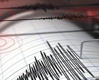 Deprem haritası güncellendi! O illere dikkat