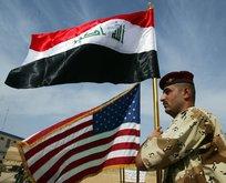 Iraktan ABDye büyük şok!