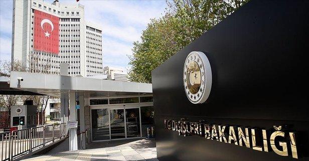 Türkiye'den Fildişi Sahili'ndeki terör saldırısını kınama