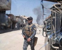 Irak Kerkük'te DEAŞ operasyonu