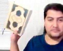 Kur'an-ı Kerim'i yırtan alçağa soruşturma!