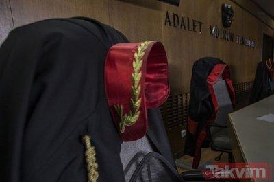 3 bin 320 hakim ve savcının görev yeri değişti