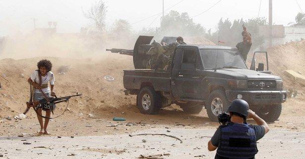 160 vatandaşını Libya'dan kurtardı