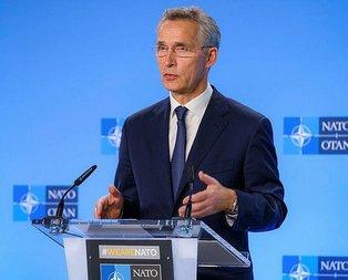 NATO Genel Sekreteri Stoltenberg: Türkiye değerli bir NATO müttefiki bunu Sarkisyan'a açıkça söyledim