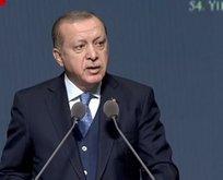 Erdoğan: Afrinde geri adım atmak yok!