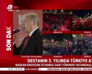 Başkan Erdoğan müjdeyi verdi! O vakıf kuruldu