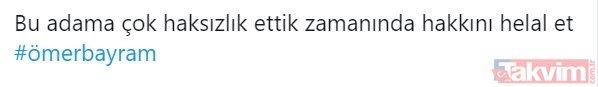 Ömer Bayram'ın attığı gol sosyal medyayı salladı! İşte o yorumlar...