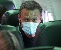 Navalnıy gözaltına alındı