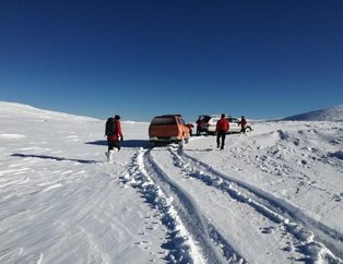 Uludağ'da kaybolan 2 dağcıyı arama çalışmaları altıncı gününde