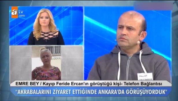 Feride Ercan: Müge Anlı'da Aranan Feride Ercan'ın 5 Erkekle Birlikte