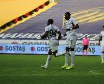 Gaziantep FK, Kasımpaşa'yı geçemedi