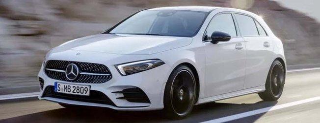 Mercedes'in yeni A serisi büyüledi