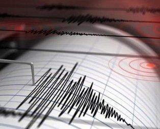 Van Gevaş'ta deprem! Kandilli Rasathanesi son depremler