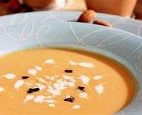 Kremalı Balkabağı Çorbası Tarifi