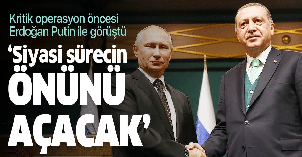Son dakika haberi: Cumhurbaşkanı Erdoğan, Rusya Devlet Başkanı Putin ile görüştü