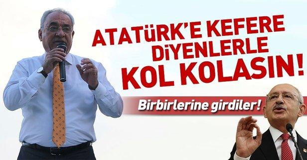 DSP lideri Aksakal'dan CHP lideri Kılıçdaroğlu hakkında çok sert sözler