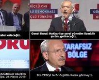 CHP Genel Başkanı Kılıçdaroğlu özerklik sözü verdi