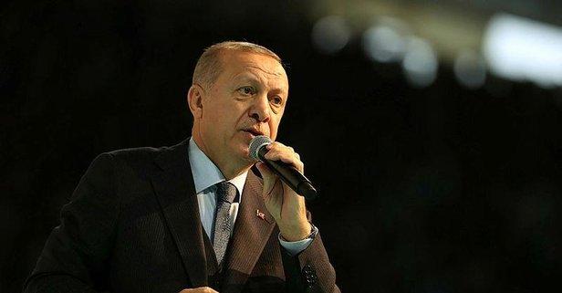 Başkan Erdoğan'dan Rauf Denktaş paylaşımı