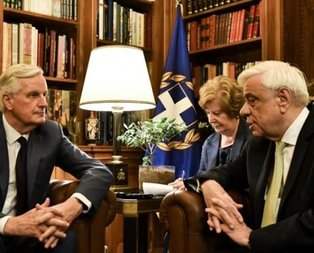 Yunanistan ve AB'den Türkiye'ye küstah suçlama!