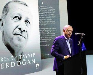 Erdoğan'ın yazdığı kitabın ABD lansmanı yapıldı