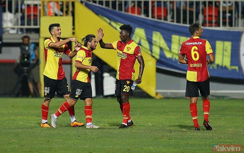 Spor basınında Göztepe-Fenerbahçe maçının yankıları!