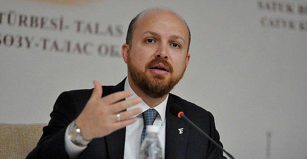 Bilal Erdoğan tarihi açıkladı! Çevrim içi yapılacak