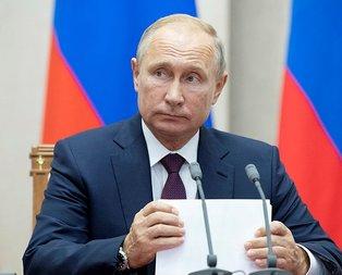 Putinden Suriye açıklaması