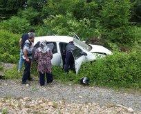 Zonguldak'ta feci kaza! Yaralılar var