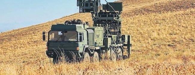 Barış Pınarı Harekatı'nda kullanılan yerli ve milli silahlar! Cepheye ilk kez çıkan silahlar