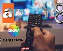 10 Eylül 2021 Cuma TV Yayın akışı!  ATV, Kanal D, Show TV, Star TV, TV8 yayın akışı