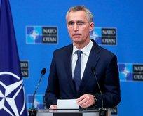 NATO'dan Libya'ya destek mesajı
