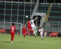 Gaziantep 3 puanı tek golle aldı!