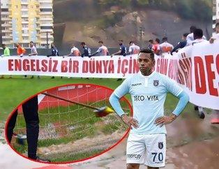 Türkiye Kupası'na damga vuran maç! Görüntüler inanılmaz...