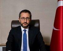 Fahrettin Altun'dan CHP'li Özgür Özel'e: Yine zırvalamış