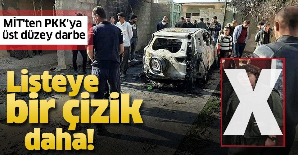 Son dakika: MİT'ten PKK'ya üst düzey darbe! Kırmızı kategorideki Beraat Afşin isimli terörist öldürüldü