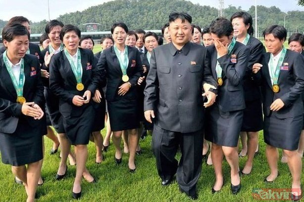 Kuzey Kore lideri Kim Jong Un'dan şaşkına çeviren hareket! Makarnasını soğuk getiren aşçıyı...