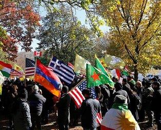 Türkiye düşmanları Ermenistan, Yunanistan ve PKK ABD'de yan yana