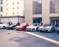 Reyon görevliliğinden 2 milyonluk Ferrari'ye...