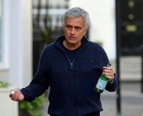 Mourinho Roma'da
