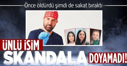 Ünlü estetikçi Bülent Cihantimur'un skandalları bitmiyor! Şimdi de İsviçre'de yaşayan 3 Türk kadın facia yaşadı