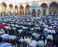 İstanbul bayram namazı saat kaçta, ne zaman? 2020 Kurban Bayramı İstanbul namaz vakti! Diyanet