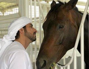 Dubainin Veliaht Prensinin inanılmaz yaşamı